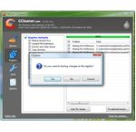 CCleaner's Registry Cleaner
