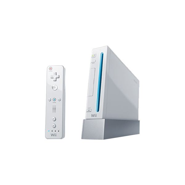 For continuing to break new ground in family gaming, the Nintendo Wii is the top console of 2009