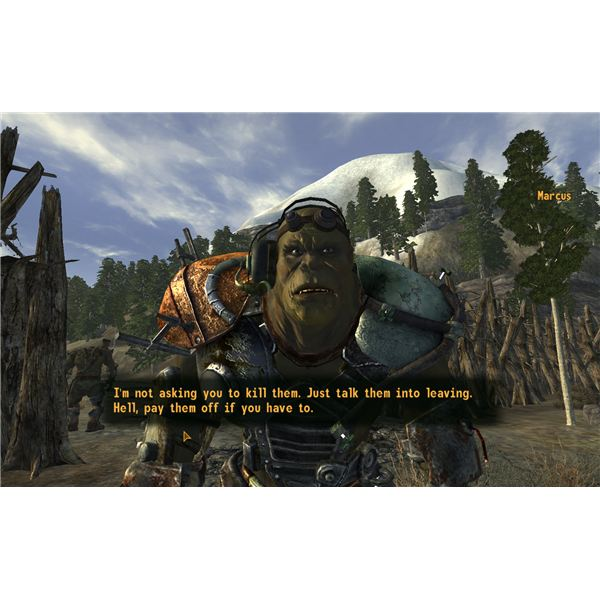 Fallout: New Vegas Guide - Unfriendly Persuasion