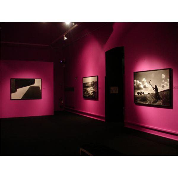 Photographs by Newton Helmut at a Photogphy Museum in Berlin