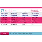 contraction calc