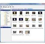 User Interface of CoffeeCup Free Viewer Plus