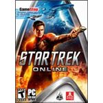 Star Trek Online Box Art