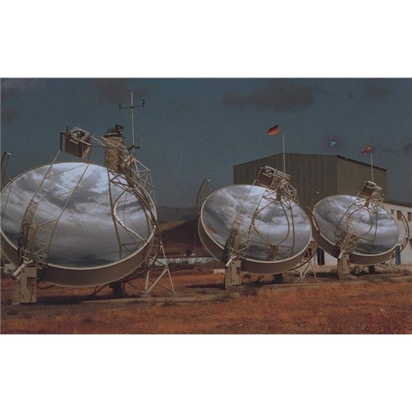SBP Dish-Stirling Systems