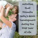 Activities that Promote Baby's Brain Development during First Year of Life