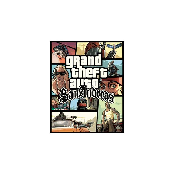 Grand Theft Auto: San Andreas - Game Cheats for PS2 version
