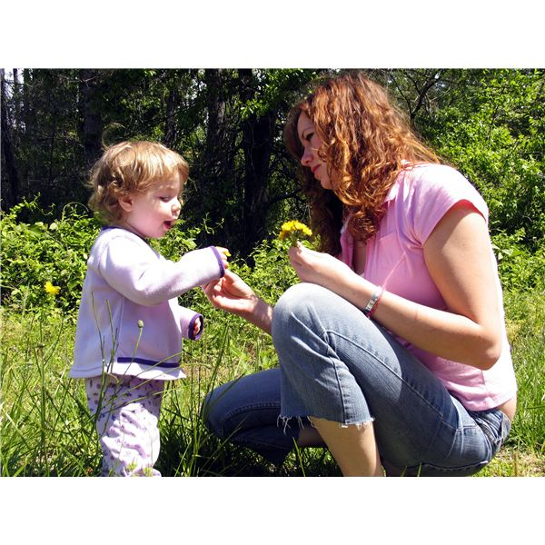 Teaching infants requires patience and flexibility