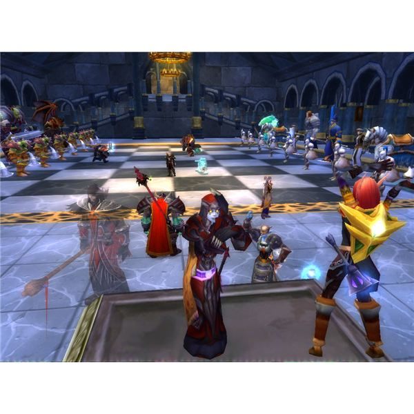 Learn How to Take Great Warcraft Screenshots