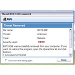 Info on Removed Malware