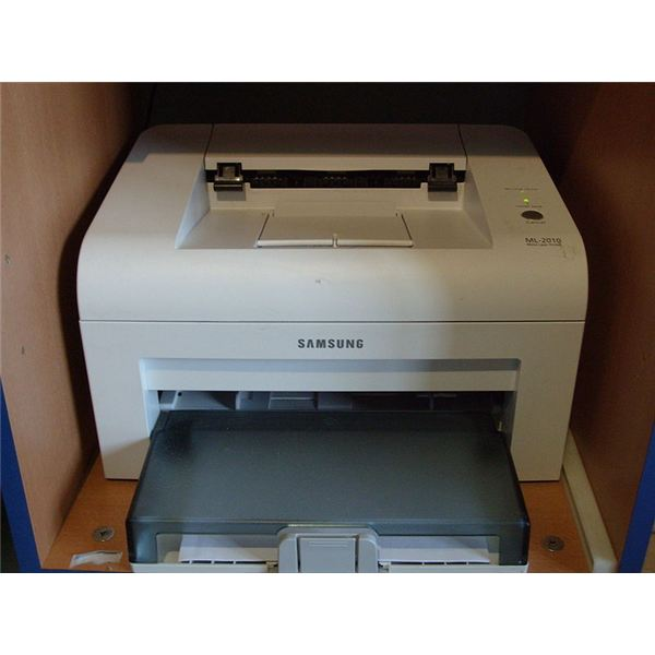 Laser printers are the most popular system for office use.