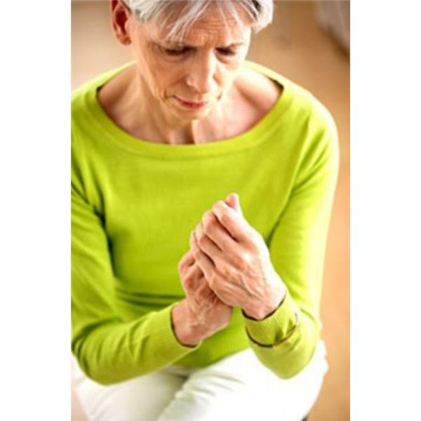Someone said that to understand how arthritis feels, try functioning with clothespin attached to your knuckles.