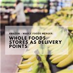 Whole Foods Stores as Delivery Points