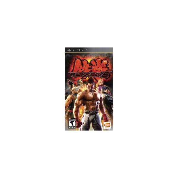 Cheat To Win In Tekken 6 For The Psp Altered Gamer