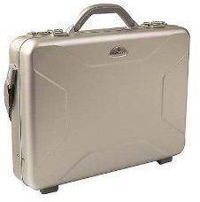Samsonite Business Cases 4 inch Aluminum Attache Computer Case
