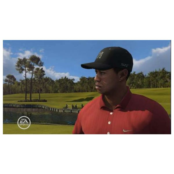 Tiger Woods PGA tour 10 for the Playstation 3