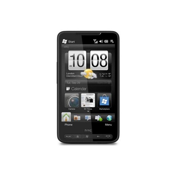 The HTC Mini fits in the palm of your hand.