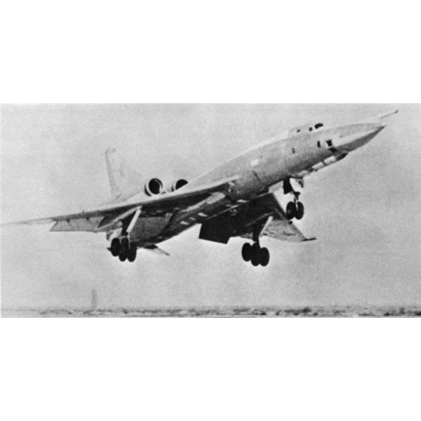 Tu-22 Blinder by US Government