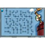 See Club Penguin Hints for Fixing the Boiler
