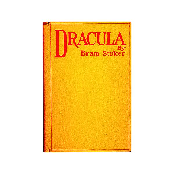 Dracula1st edition cover 1897
