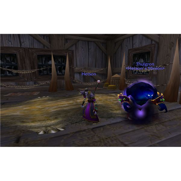 Best World of Warcraft Solo Classes: The Warlock