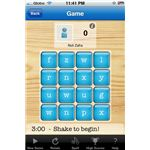 shake and spell iphone game