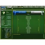 Championship Manager 2010 in game stats