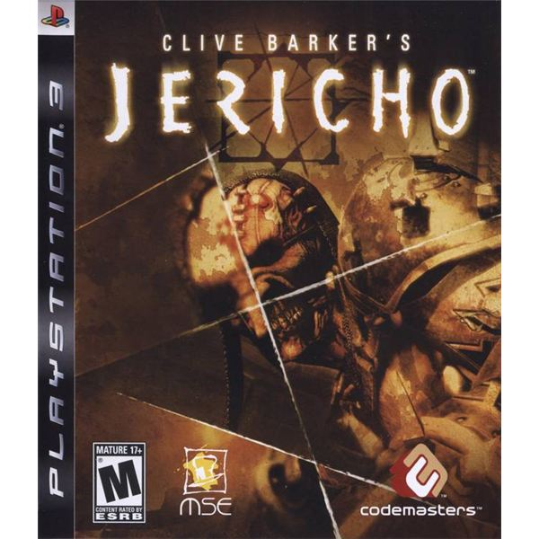 PS3 Game Review - Clive Barker's Jericho - A First Person Shooter With A Horror Theme
