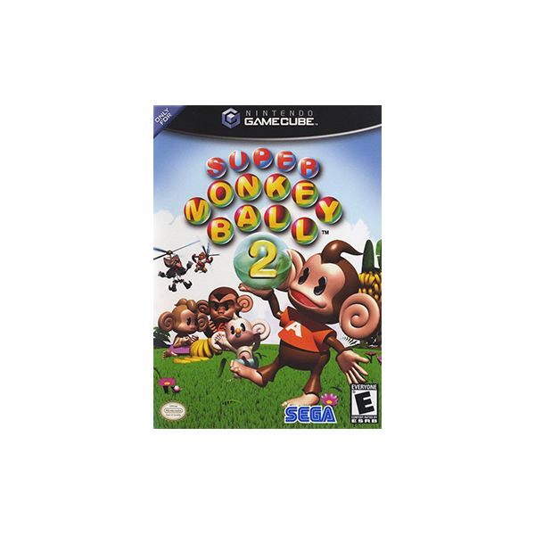 Super Monkey Ball 2 Gamecube Review