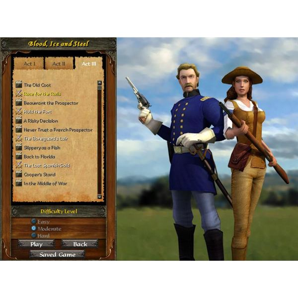 The Secrets of Age of Empires III Campaign - Complete the Steel Camapaign of AOE