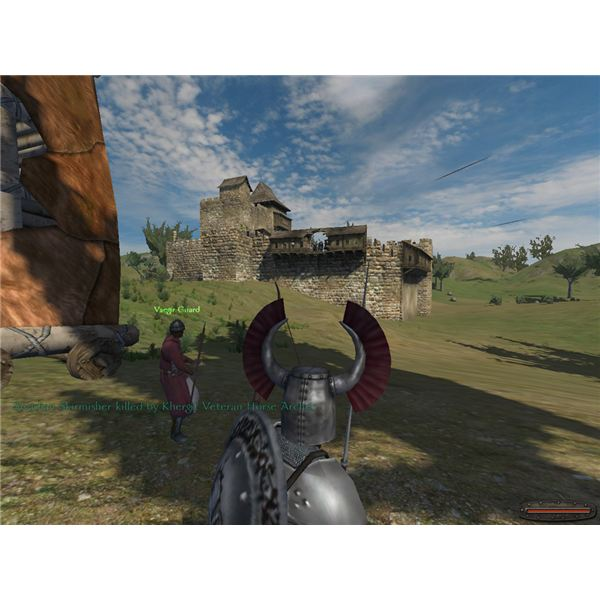 Mount and Blade Guide to Taking Castles and Towns - How to Capture Villages, Castles and Towns in Mount and Blade