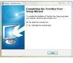treesizefree install step5