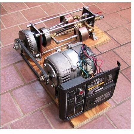 green stea engine