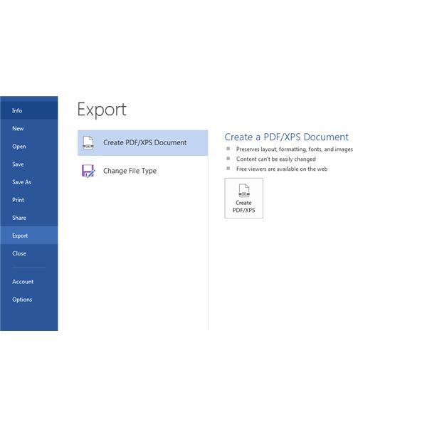 Working with PDFs in MS Word 2013: Opening, Editing & Saving