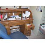 Clerical Office Close Up