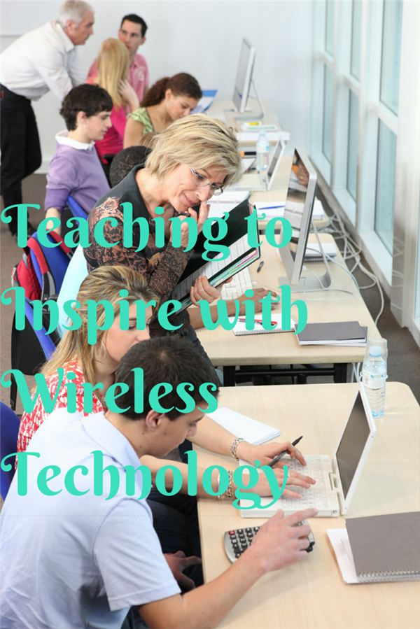 Go Wireless to Inspire: How to Adopt Digital Learning in Your Classroom