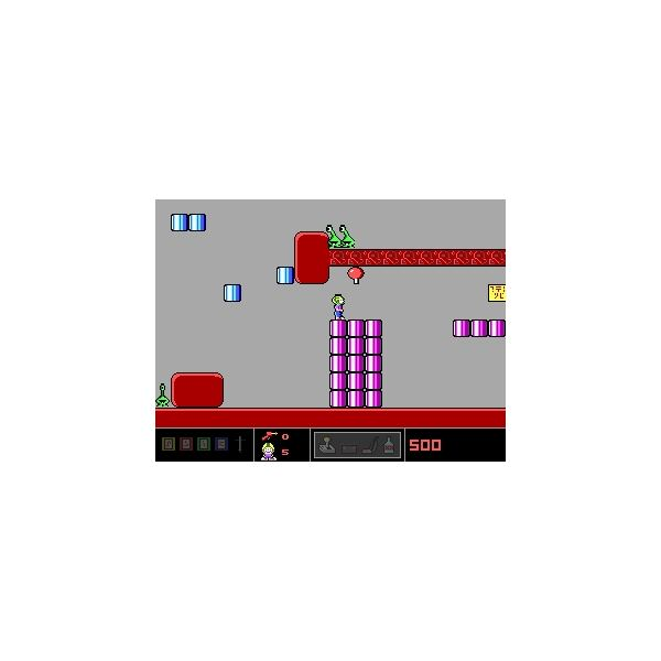 Commander Keen 1 - flash games