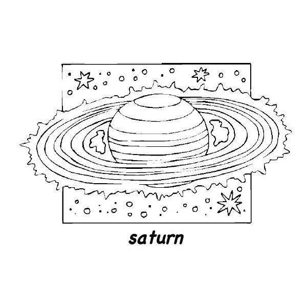 Where to Find Solar System Coloring Pages