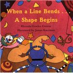 When a Line Bends a Shape Begins