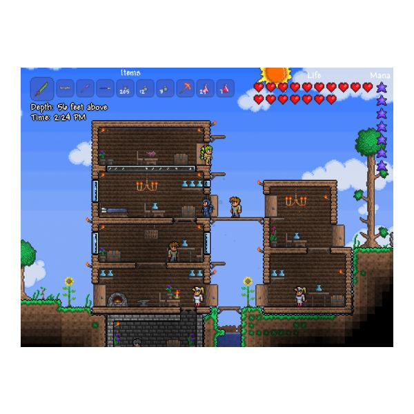 How to Play Terraria: NPCs