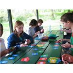 Homeschoolers playing Dutch Blitz at picnic gathering - image credit: http://commons.wikimedia.org/wiki/File:Homeschoolers_playing_Dutch_Blitz_at_picnic_gathering.jpg