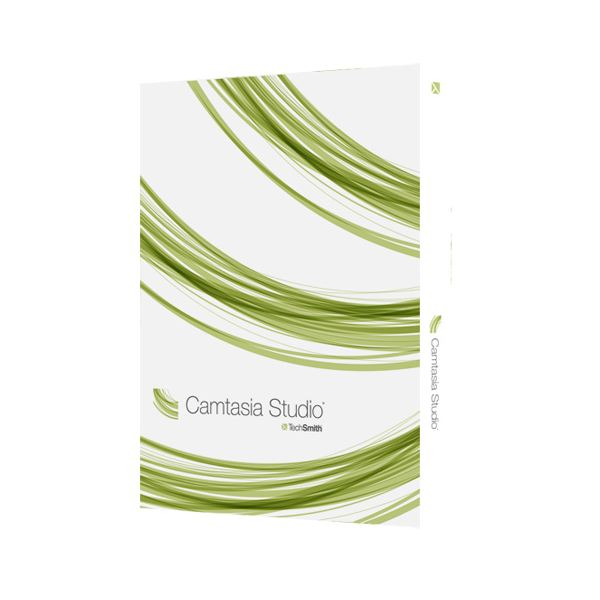 Camtasia Studio 7 Box Shot