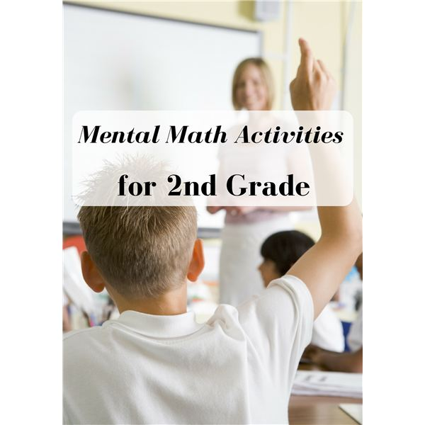 Fun Mental Math Games for Grade 2