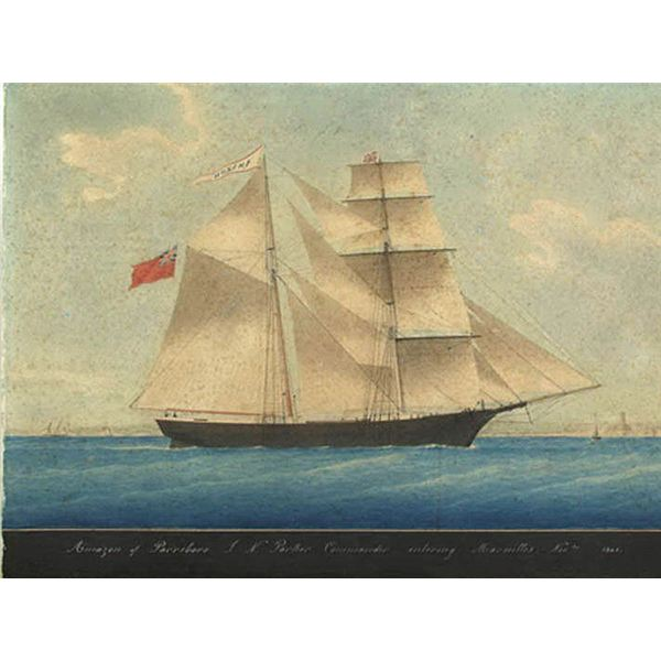 800px-Mary Celeste as Amazon in 1861