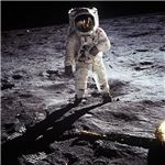 Man's First Step on the Moon - In the Pic, Buzz Aldrin, photographed by Neil Armstrong