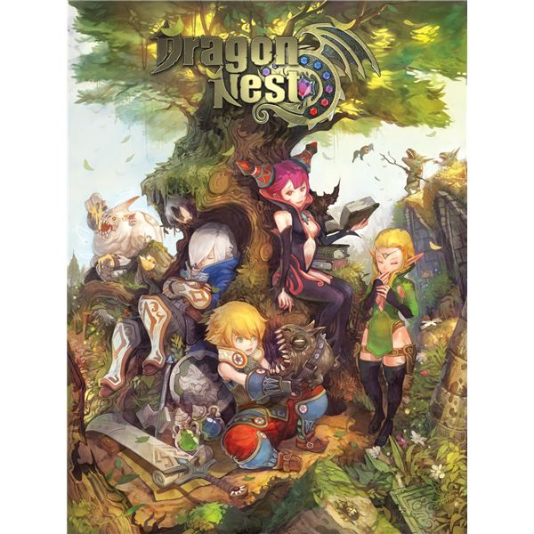 Dragon Nest Art