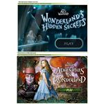 Alice in Wonderland Games on Disney