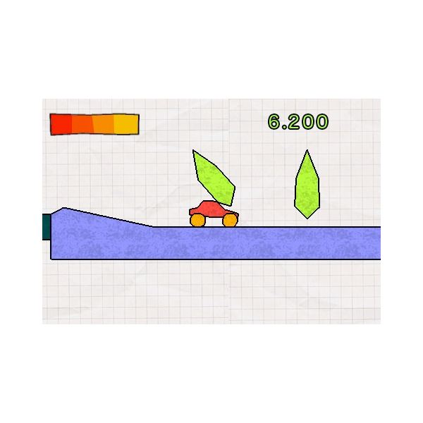 JellyCar for iPhone