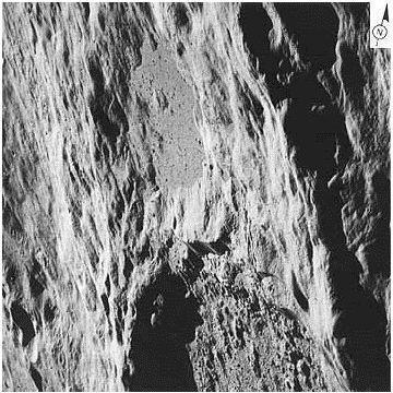 Dark Pool - Courtesy of NASA