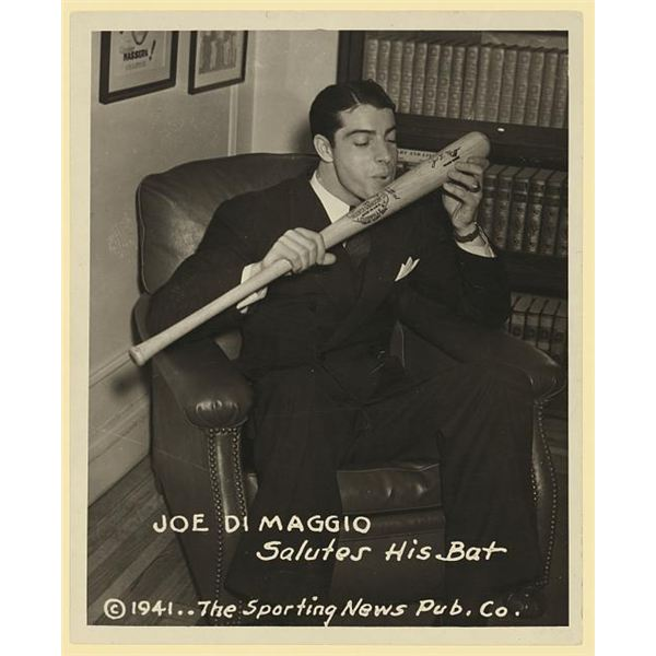 Joltin' Joe DiMaggio: Facts About the Life and Career of the Yankee Hall-of-Famer