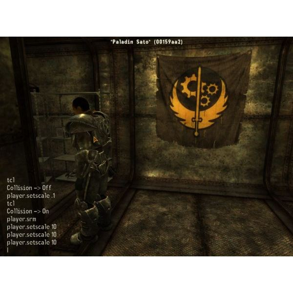 Fallout: New Vegas Console Commands